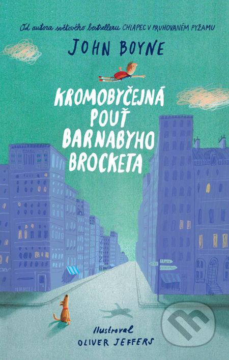 Interdrought2020.com Kromobyčejná pouť Barnabyho Brocketa Image