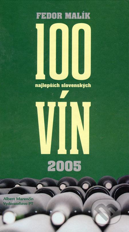 Fatimma.cz 100 najlepších slovenských vín 2005 Image