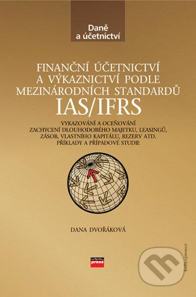 Interdrought2020.com Finanční účetnictví a výkaznictví podle mezinárodních standardů IAS/IFRS Image