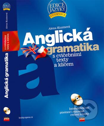 Fatimma.cz Anglická gramatika s CD Image