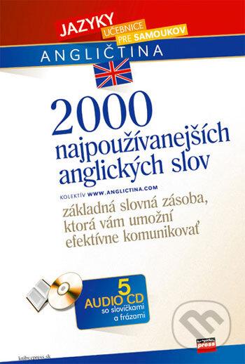 Interdrought2020.com 2000 najpoužívanejších anglických slov + MP3 Image