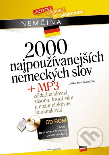 Fatimma.cz 2000 najpoužívanejších nemeckých slov + MP3 Image