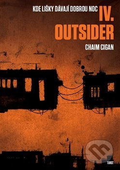 Outsider - Chaim Cigan