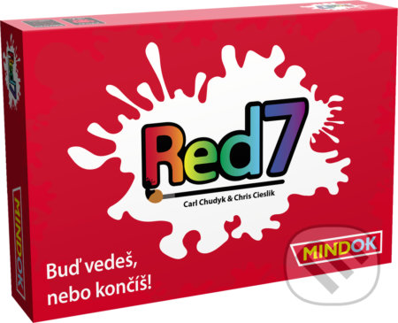 Red 7 - Carl Chudyk, Chris Cieslik