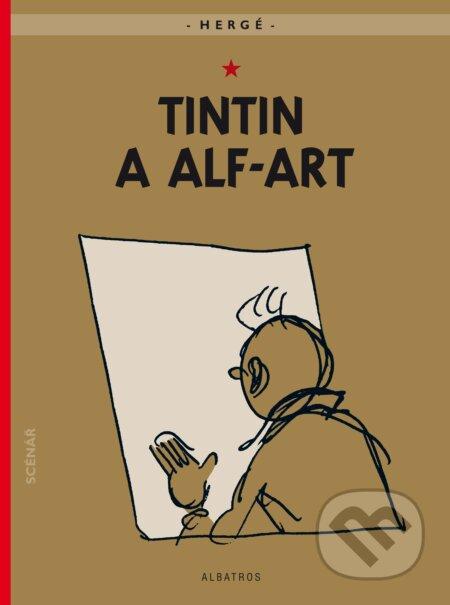 Fatimma.cz Tintin a alf-art Image