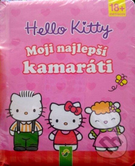 Fatimma.cz Hello Kitty - Moji najlepší kamaráti Image