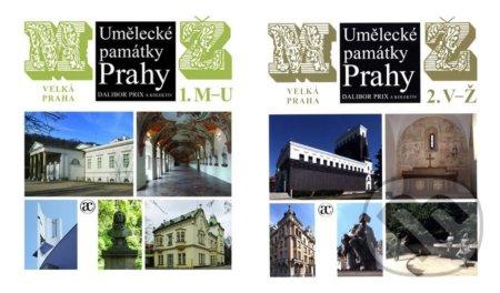 Umělecké památky Prahy M/Ž - Academia