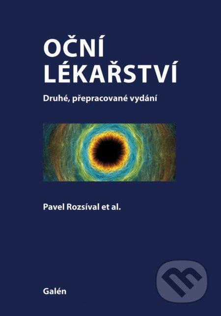 Oční lékařství - Pavel Rozsíval