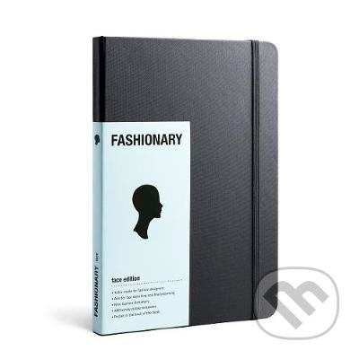 Fashionary Headwear Sketchbook -