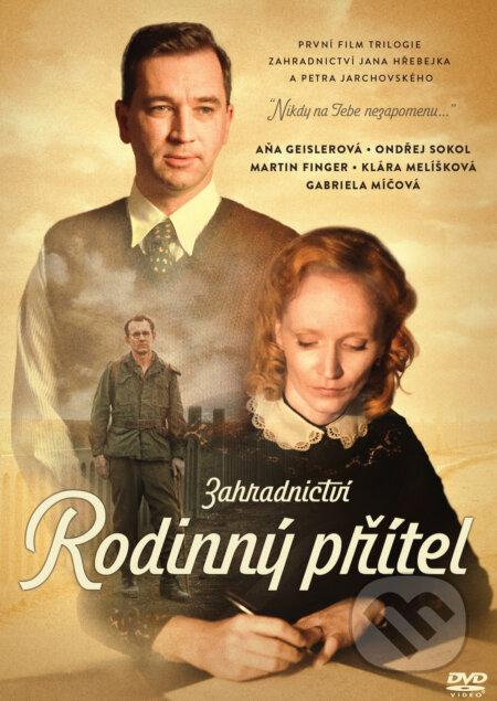 782e10511 Film: Zahradnictví: Rodinný přítel (Jan Hřebejk) (DVD) | Martinus