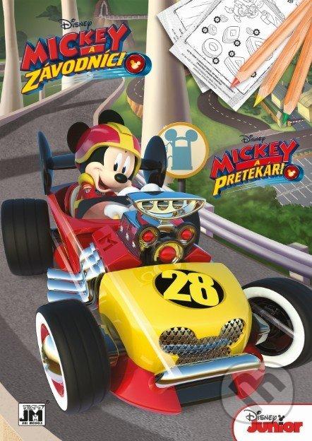 Interdrought2020.com Mickey a pretekári / Mickey a závodníci Image