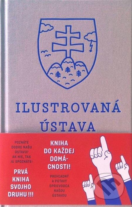 Ilustrovaná ústava Slovenskej republiky - Andrej Kolenčík (ilustrácie)