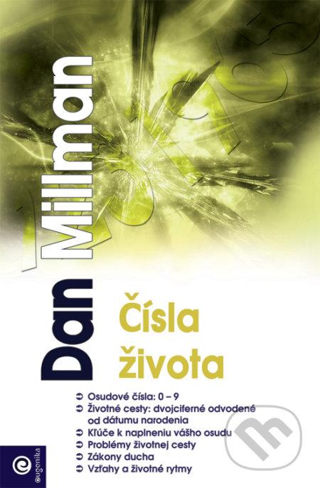 4ebd9f634c Kniha  Čísla života (Dan Millman)