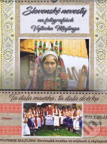 10508240b Slovenské nevesty + Slovenská svadba 2018 (Cranium Computer) | Martinus