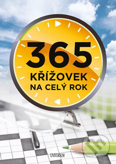 365 křížovek na celý rok - Jan Beer
