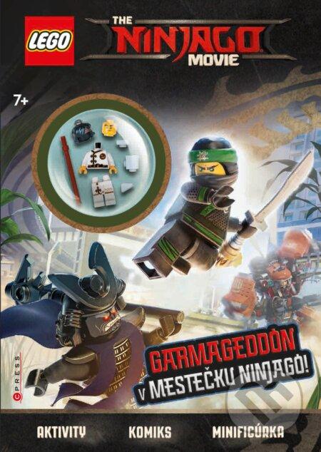 LEGO NINJAGO: Garmageddon v mestečku Ninjago - CPRESS