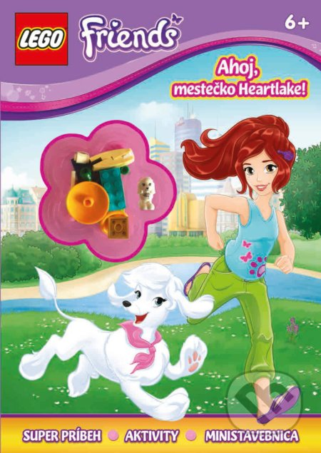 LEGO Friends: Ahoj, mestečko Heartlake! -