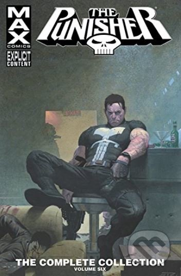 The Punisher Max: The Complete Collection - Jason Aaron a kol.
