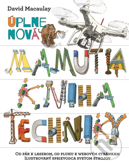 Interdrought2020.com Úplne nová Mamutia kniha techniky Image