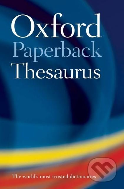 Oxford Paperback Thesaurus -