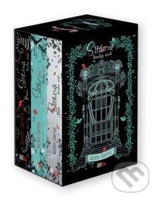 Stříbrná kniha snů (BOX) - Kerstin Gier