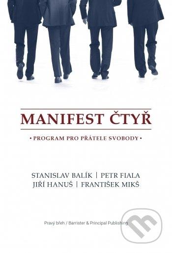 Fatimma.cz Manifest čtyř Image