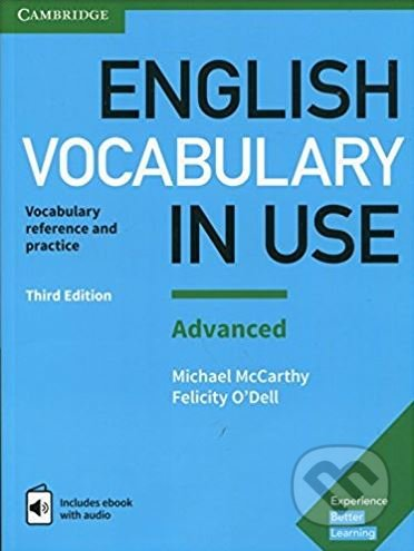 English Vocabulary in Use: Advanced - cambridMichael McCarthy, Felicity O'Dell