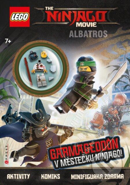 LEGO NINJAGO: Garmageddon v městečku Ninjago - Computer Press