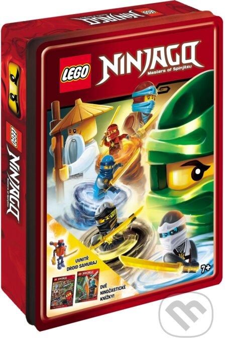 LEGO NINJAGO: Dárková krabička - Computer Press