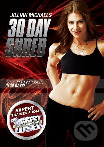 Jillian Michaels: 30 Day Shred DVD