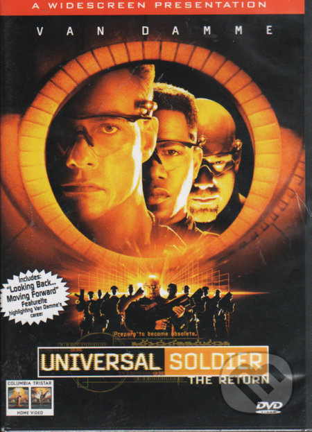 Universal Soldier - The Return - Mic Rodgers