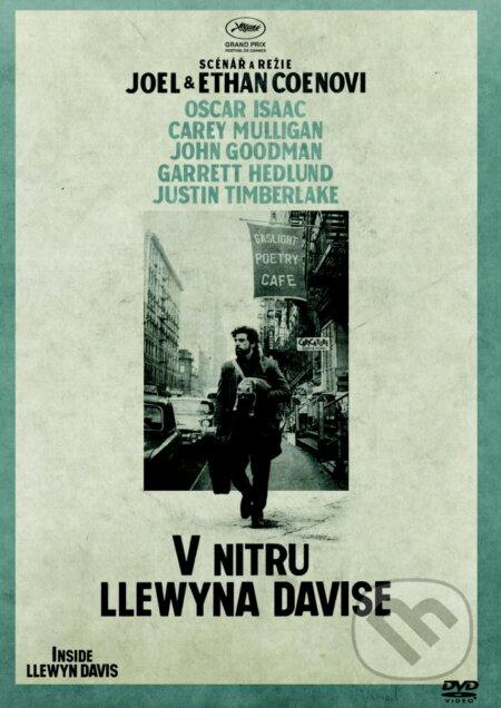 V nitru Llewyna Davise DVD