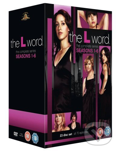 The L Word: Compete Seasons 1-6 - Ilene Chaiken, Michele Abbott, Kathy Greenberg