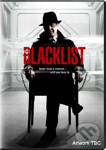 The Blacklist: Season 1 DVD