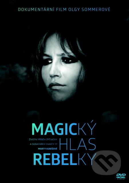Magický hlas rebelky DVD