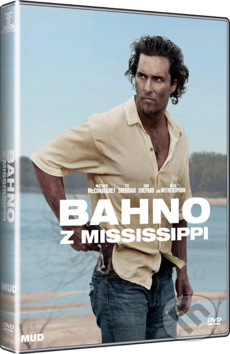Bahno z Mississippi DVD