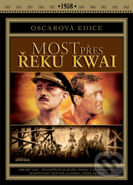 Most přes řeku Kwai - David Lean