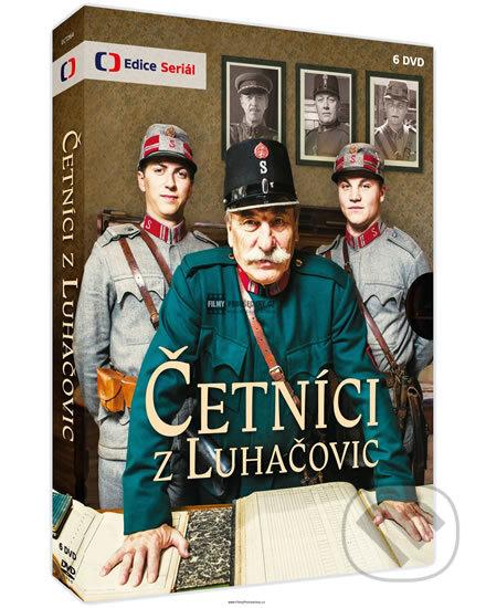 Četníci z Luhačovic (Kolekce 6DVD) DVD