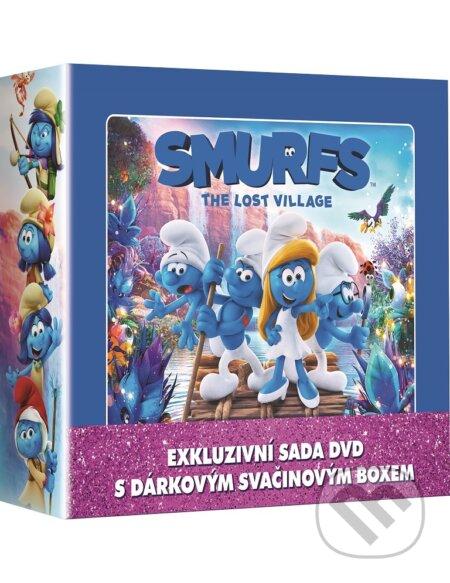Šmoulové 1-3 (Kolekce 3 DVD) DVD