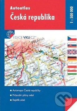 Fatimma.cz Autoatlas Česká republika 1:500 000 Image