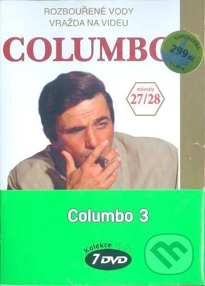 Columbo 3. (15 - 21) DVD