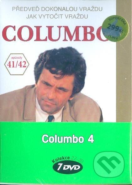 Columbo 4. (22 - 28) DVD