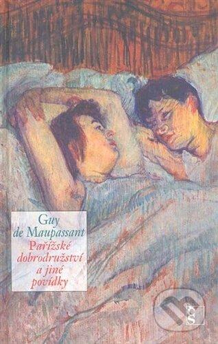 Pařížské dobrodružství a jiné povídky - Guy de Maupassant