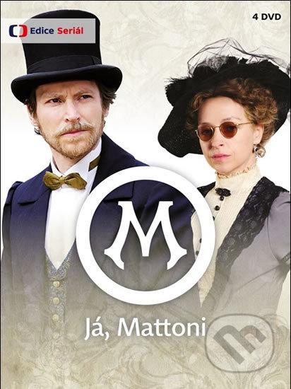 Já, Mattoni (Kolekce 4 DVD) - Marek Najbrt
