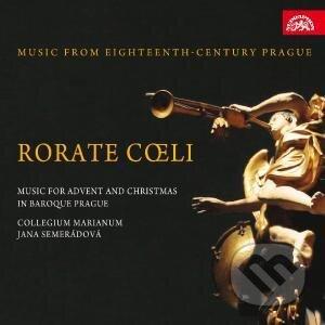 Rorate Coeli: Music from eighteen century Prague - Rorate Coeli
