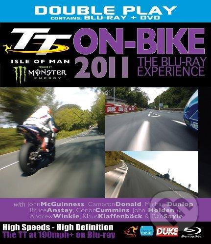 TT 2011 On-Bike Experience Blu-ray