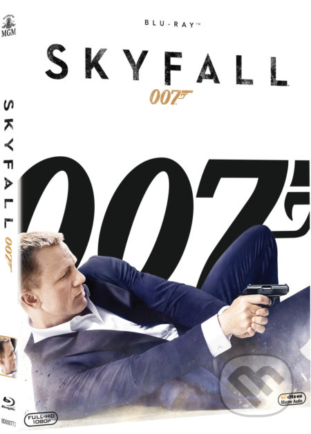 James Bond 007 - Skyfall - Sam Mendes
