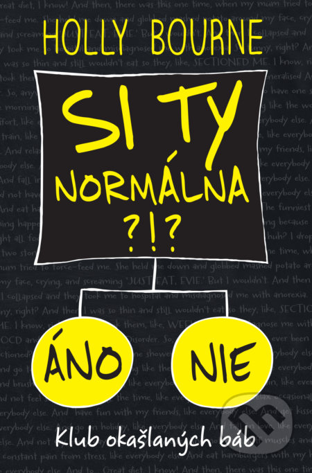 Newdawn.it Si ty normálna?! Image