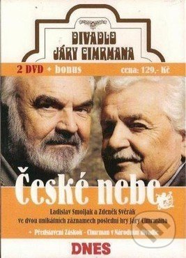 České nebe DVD