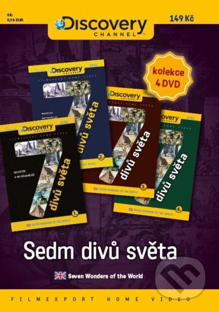 Kolekce: Sedm divů světa DVD